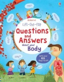 Usborne Lift-The-Flap Questions and Answers Book (Various Designs)